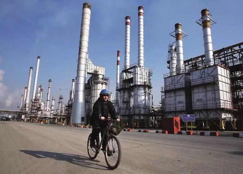 正在消失的石油公司