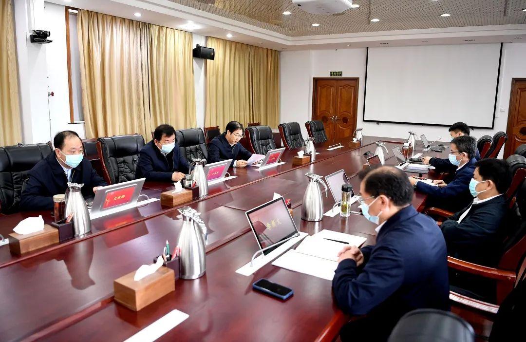 集团公司党组对江汉油田领导班子作出调整