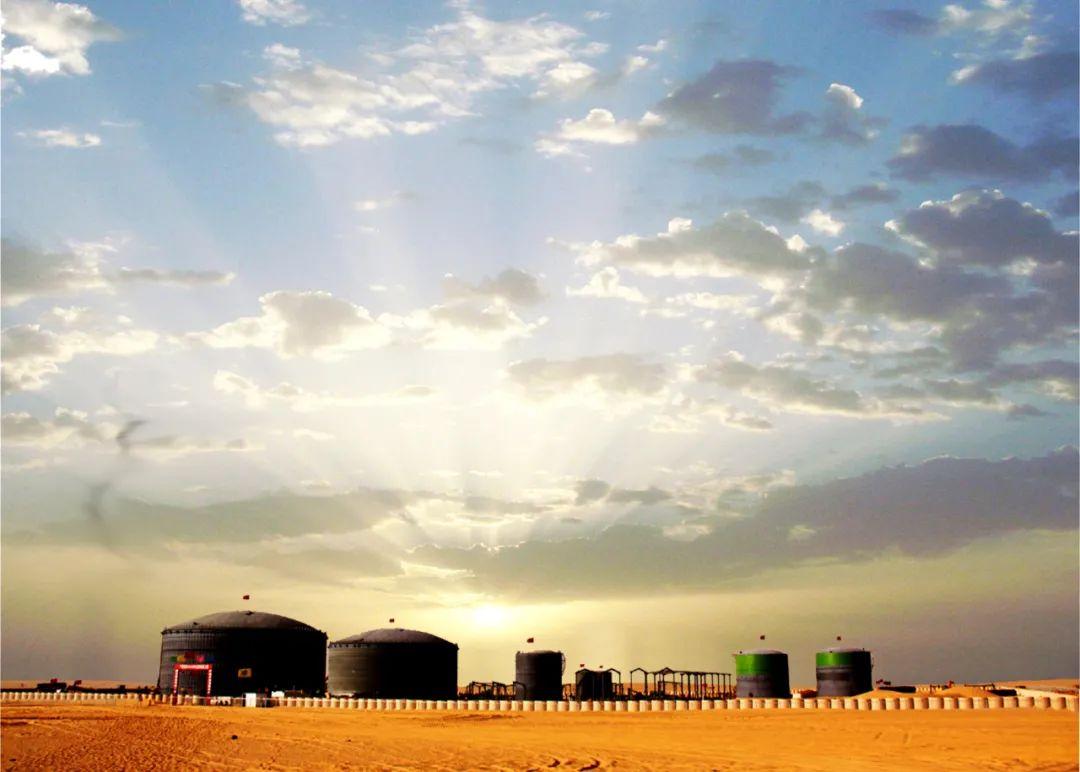 硬核!今年中石油将全速推进这些重大工程