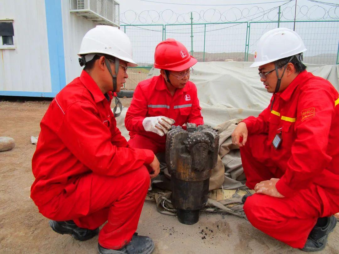 石化机械面向两个现场打造高品质钻头