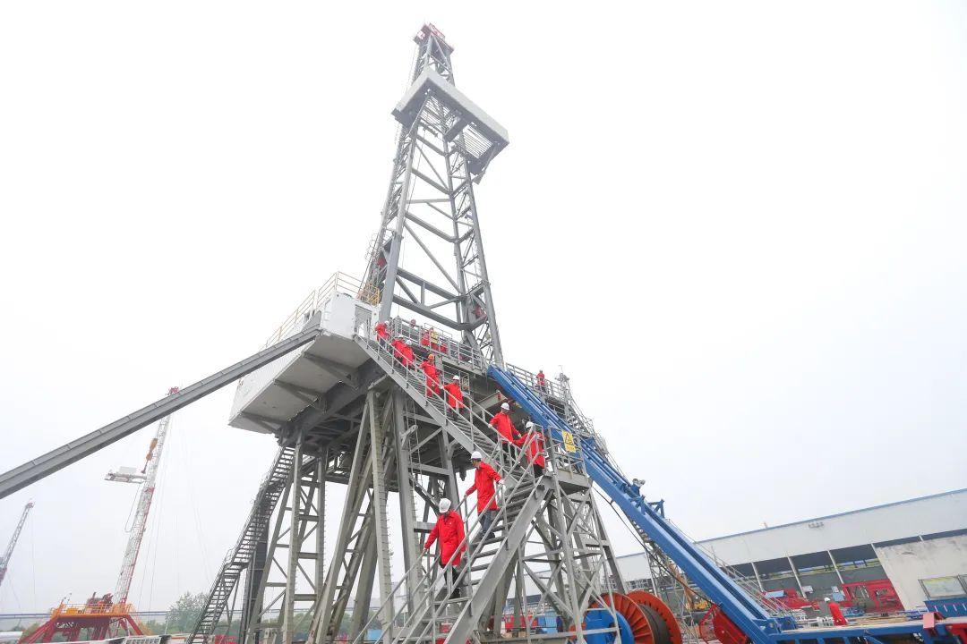 石化机械加快超深井钻机核心技术发展