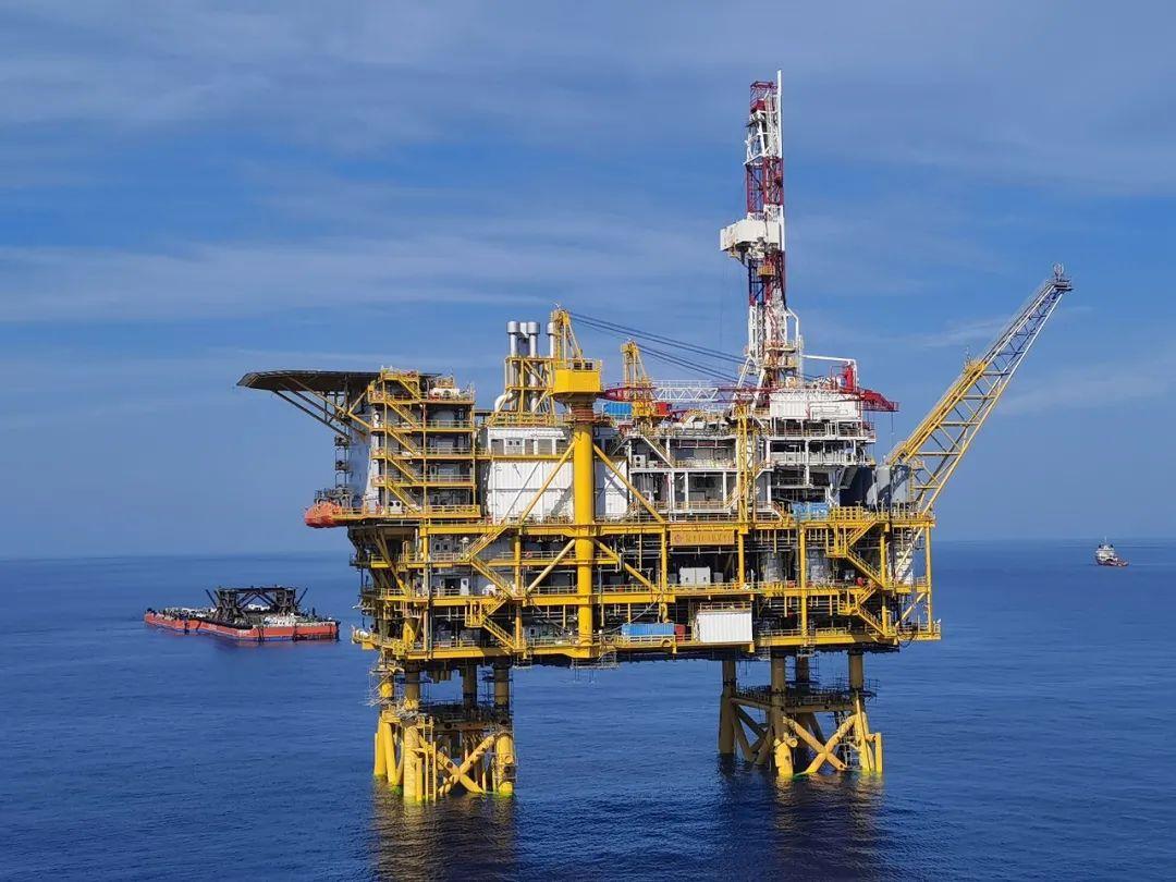重磅!中海油重大突破!自主建成国内最大海上采油平台!