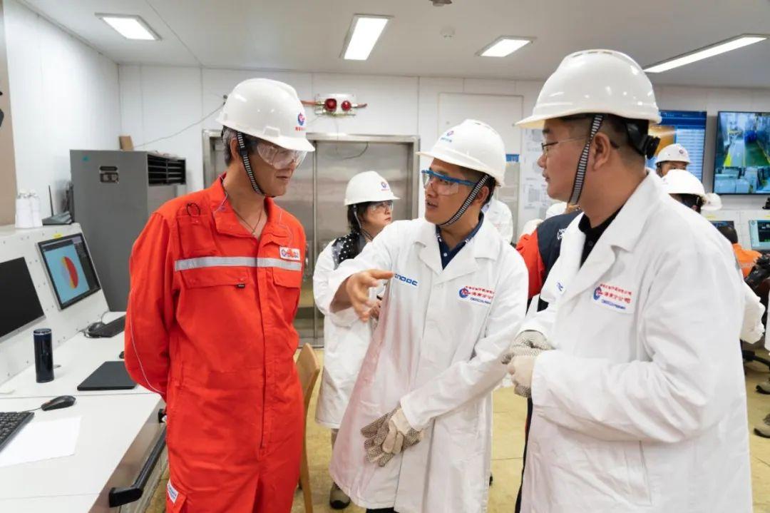 投产在即!中海油将新建成30亿方大气田!