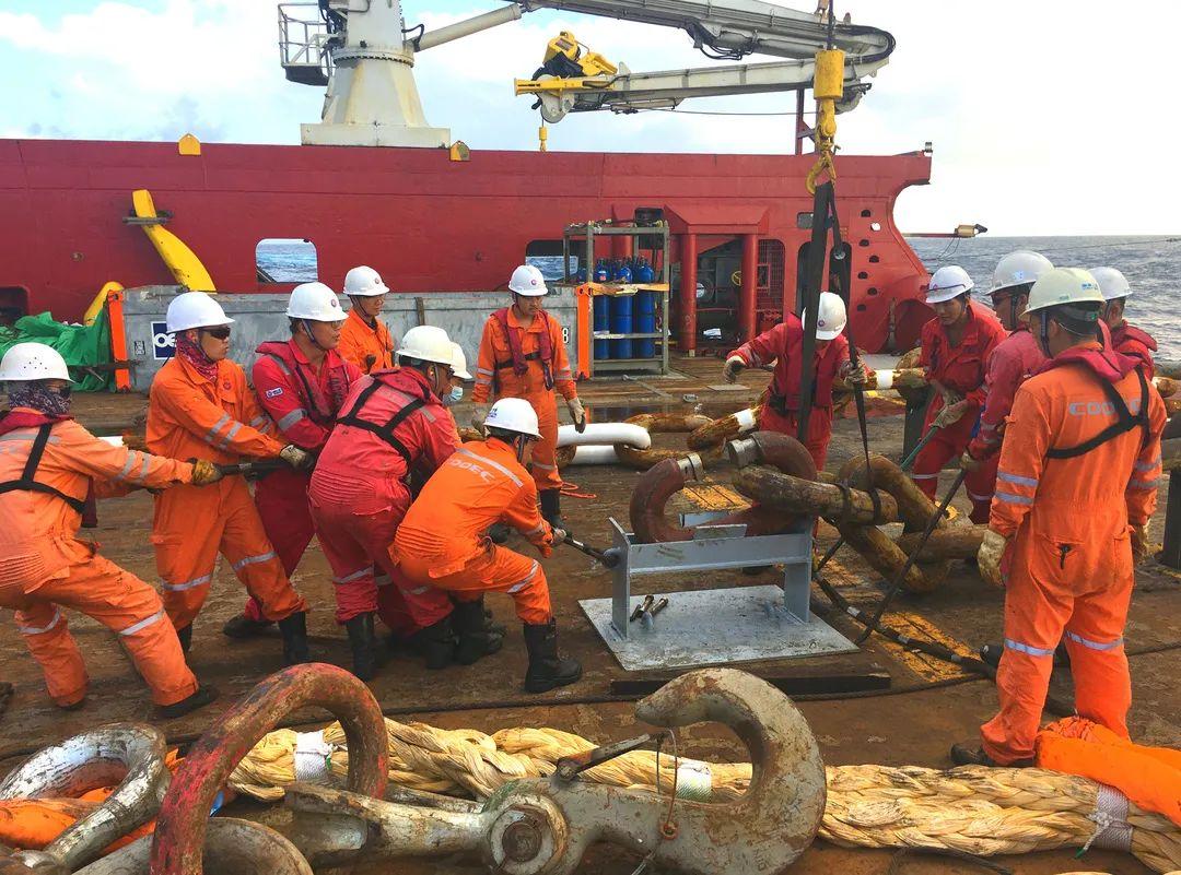 全球首创!中海油又掌握一项海洋油气核心关键技术!