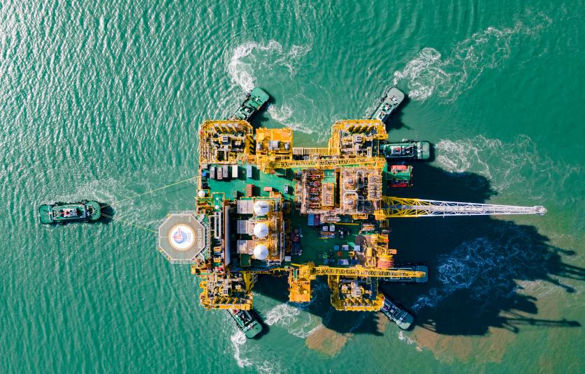 中海油,凭啥进军1500米超深水油气?