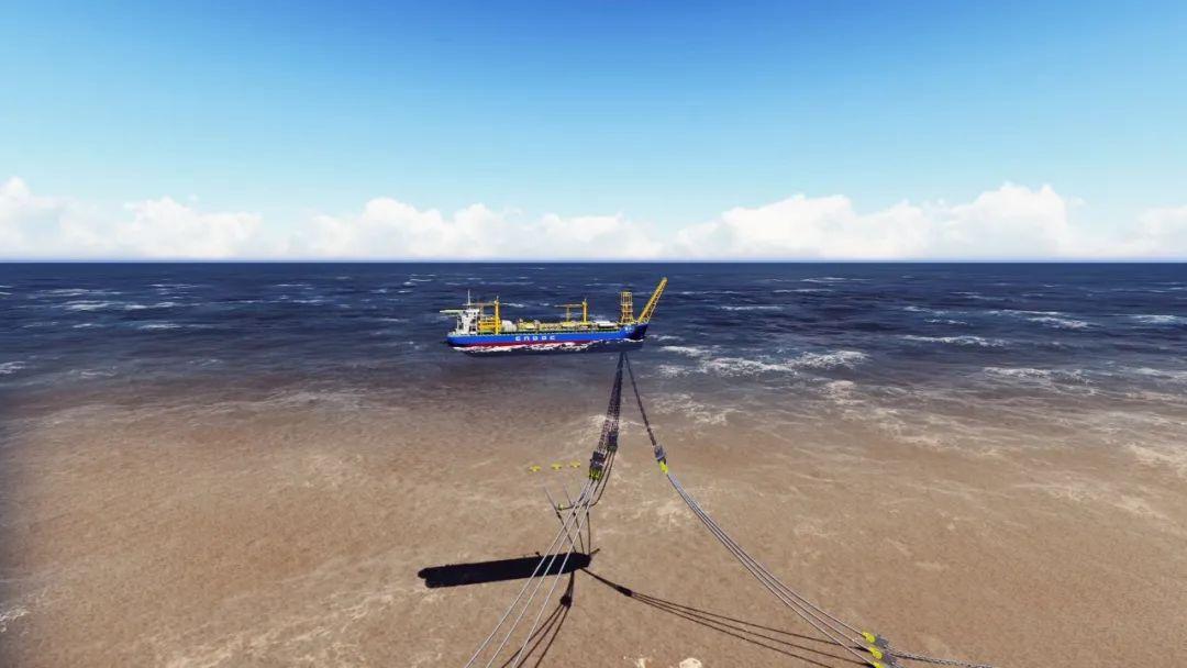 重磅!中海油全面建成450万方大油田!