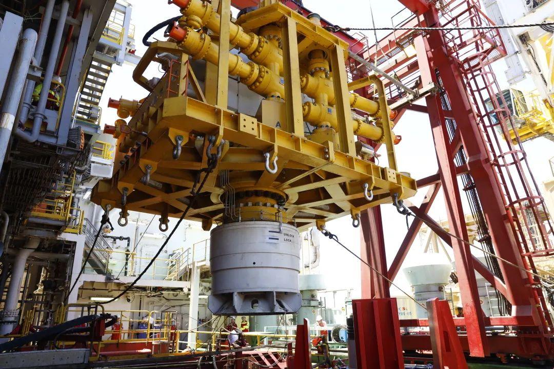 全球仅有20台!中国海油造出中国首套水下应急封井器!