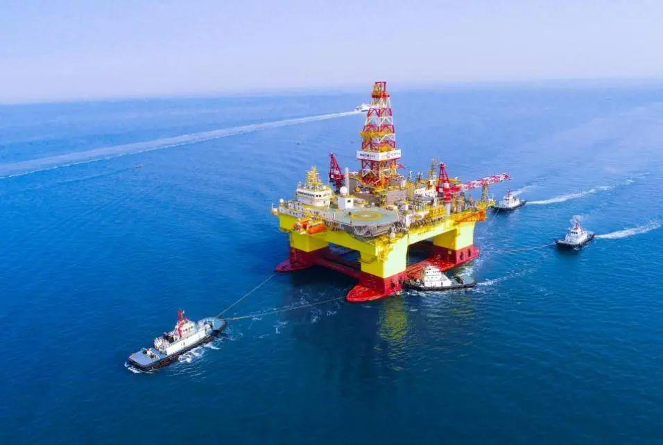 """重磅!中海油全面投产""""深海一号""""30亿方大气田!"""
