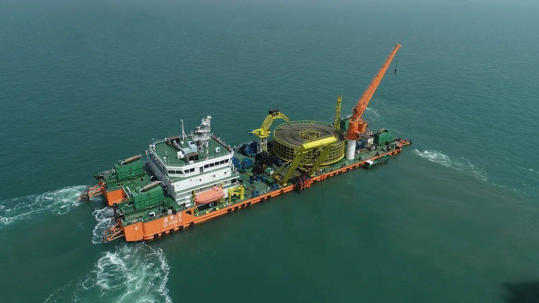 上产4000万吨!中海油渤海油田开启全新岸电开发模式!