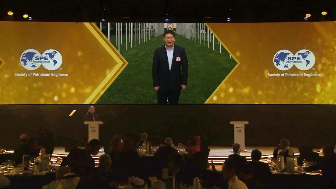 重磅!中国石油大学(北京)张来斌、芮振华教授获SPE国际大奖!